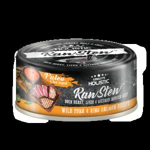 Absolute Holistic Rawstew Wild Tuna& King Salmon Recipe 80g