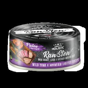 Absolute Holistic Rawstew Wild Tuna& Mountain Lobster Recipe 80g