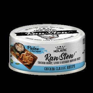 Absolute Holistic Rawstew Chicken Classic Recipe 80g