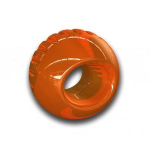 Outward Hound Bionic Opaque Ball Orange Medium 250g