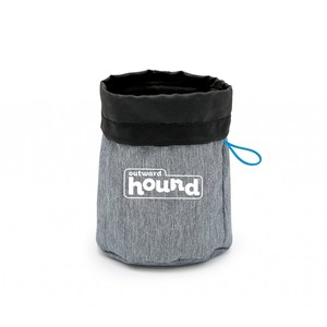 Outward Hound Treat Tote Grey 250g