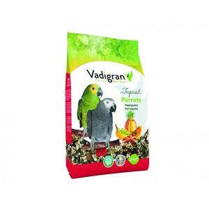 Vadigran Parrot Tropical With Mix Fruits 2.5kg