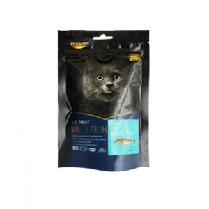 Salmon 4 Pets Freeze Dried White Fish For Cats 57g