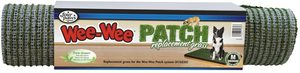 """Four Paws Wee-Wee Patch Replacement Grass 19"""""""