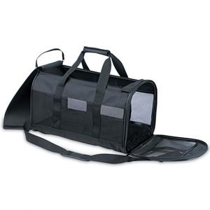Petmate Soft Side Kennel Cab Medium Black 2.5kg