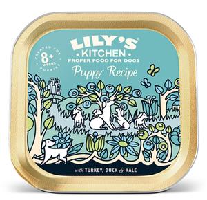Lily'S Kitchen Turkey & Duck Puppy Recipe 150g