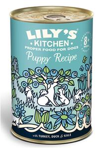 Lily'S Kitchen Turkey & Duck Puppy Recipe 400g