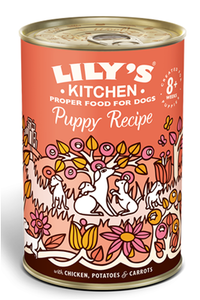 Lily'S Kitchen Chicken Puppy Recipe 400g