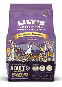 Lily'S Kitchen Marvellously Mature Complete Dry Food For Cats 800g