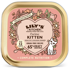 Lily'S Kitchen Chicken Dinner For Marvelously Mature Cats 85g