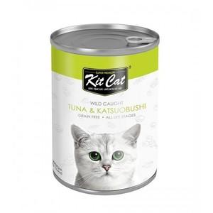 Kit Cat - Wild Caught Tuna With Katsuobushi 400g