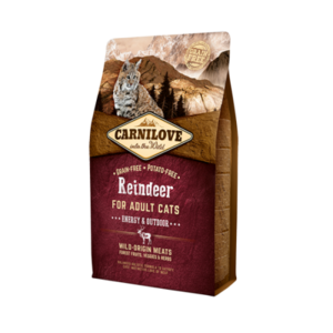 Carnilove Reindeer For Adult Cats 400g