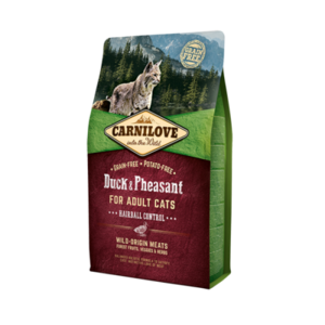 Carnilove Duck & Pheasant For Adult Cats 2kg