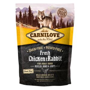 Carnilove Fresh Chicken & Rabbit For Adult Dogs 1.5kg