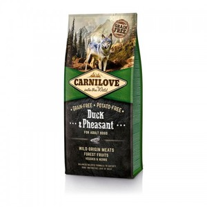 Carnilove Duck & Pheasant For Adult Dogs 12kg