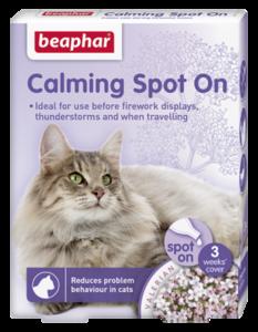 Beapher Calming Spot On Cat 1piece