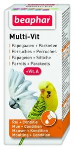 Beapher Multi-Vit Parrots 20ml