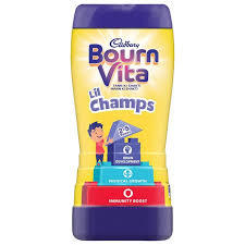 Cadbury Bournvita Little Champs 500g