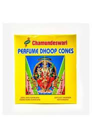Cd Perfume Dhoop Cone 1pack