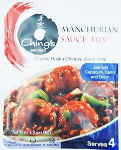Chings Manchurian Sauce Mix 50g