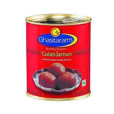 Ghasitarams Gulab Jamun 500g
