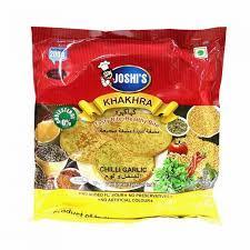 Joshi Chilly Garlic Khakhra 200g