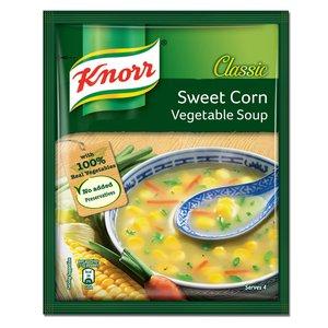 Knorr Sweet Corn Veg Soup 44g