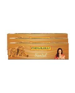 Mangaldeep Sandal Agarbatti 12pc