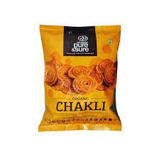 Organic Pure And Sure Chakli 200g