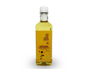 Organic Pure And Sure Sun Flower Oil 500ml