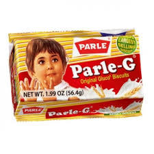 Parle G Gluco Biscuits 12x60.5g