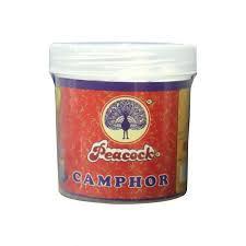Peacock Brand Camphor 25g