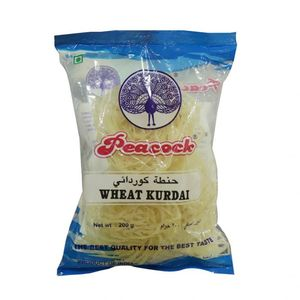 Peacock Wheat Rice Kurdai 200g