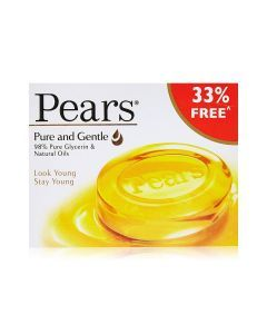 Pears Pure & Gentle Soap 75g