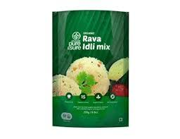 Pure And Sure Organic Rava Idli Mix 250g