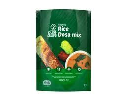 Pure And Sure Organic Rice Dosa Mix 250g