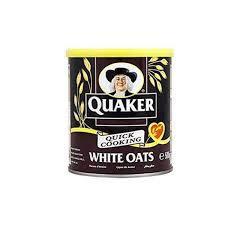Quaker Quick Cooking Oats Tin 500g