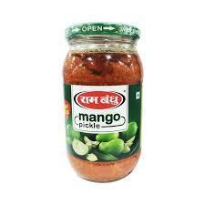 Ram Bandhu Mango Pickle 400g