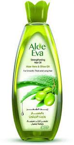 Aloe Eva Hair Oil Olives 300ml