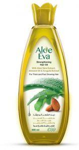 Aloe Eva Hair Oil Av Almond & Aruguala 300ml