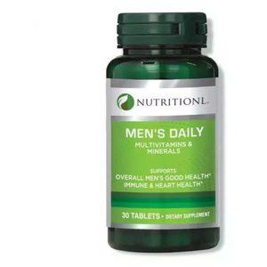 Nutritionl Multivitamin Men Tabs 30s