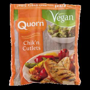 Quorn Vegan Chicken Cutlets 8.89oz