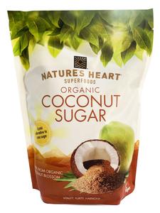 Nature's Heart Coconut Sugar Organic 1kg