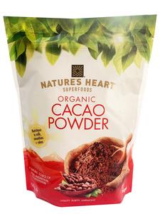 Nature's Heart Cacao Powder Raw Organic 567g