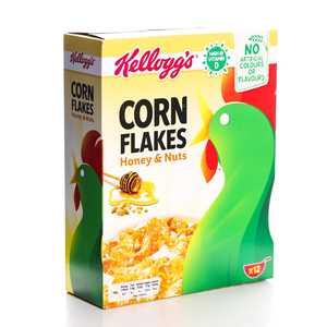 Kellogg's Honey Nut Cereal 375g