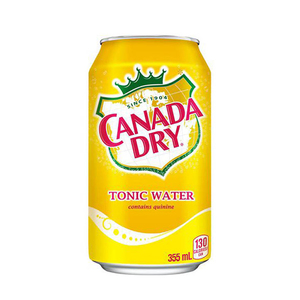 Canada Dry Tonic Water 355ml