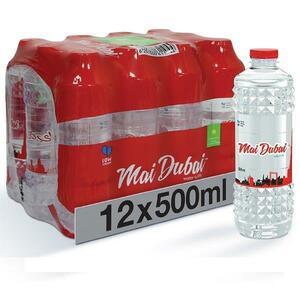 Mai Dubai Bottled Drinking Water 12x500ml