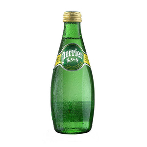 Perrier Sparkling Natural Mineral Water 24x300ml