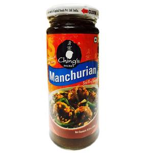 Chings Manchurian Fry Sauce 250g