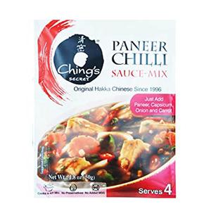 Chings Sauce Paneer Chilli 50g